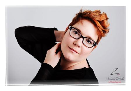 Judith Gravel, artiste photographe