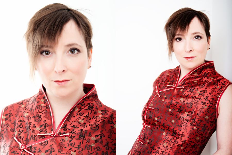 Model, Judith Gravel, artiste photographe, Saguenay-Lac-Saint-Jean, Québec