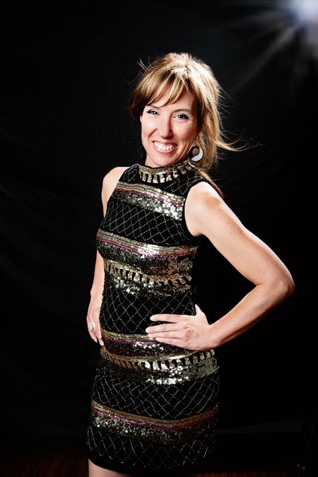 Portrait, Judith Gravel, artiste photographe, Saguenay - Lac-Saint-Jean, Québec